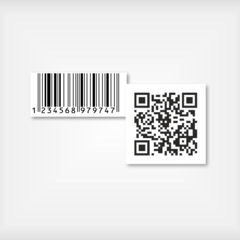 персонализация, печать переменных данных, генерация штрих-кодов