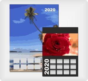 печать календарей постеров плакатов